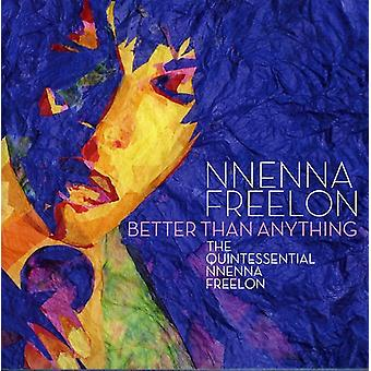 Nnenna Freelon - Better Than Anything [CD] USA import