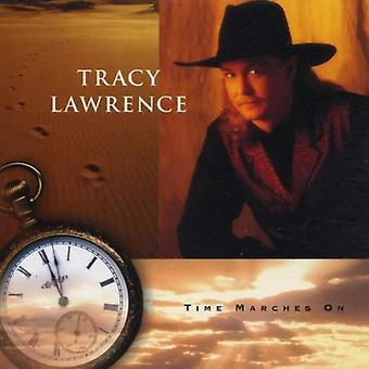 Tracy Lawrence - tempo marchas na importação EUA [CD]