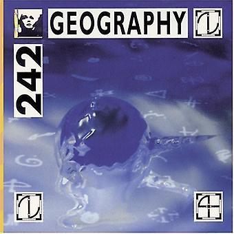 フロント 242 - 地理 1981-83 [CD] アメリカ インポートします。