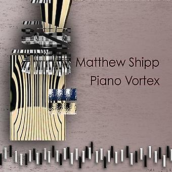 Matthew Shipp - Piano Vortex [CD] USA import