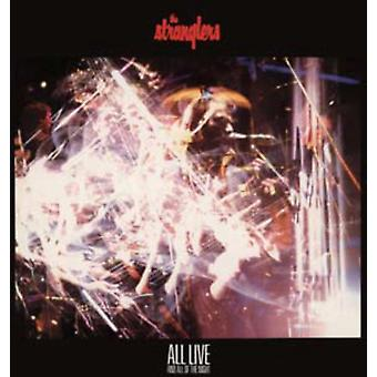 Stranglers - All Live & All of the Night [CD] USA import