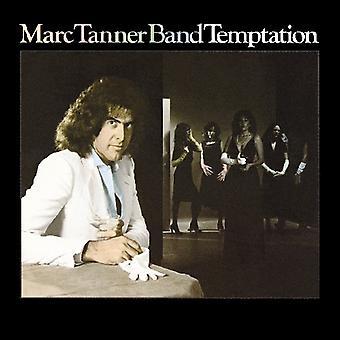 Marc Tanner - Temptation [CD] USA import