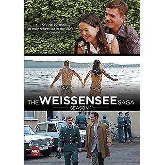 Weissensee Saga: Season 1 [DVD] USA import