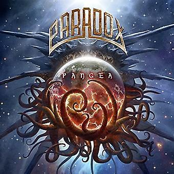Paradox - Pangea [CD] Yhdysvallat tuoda