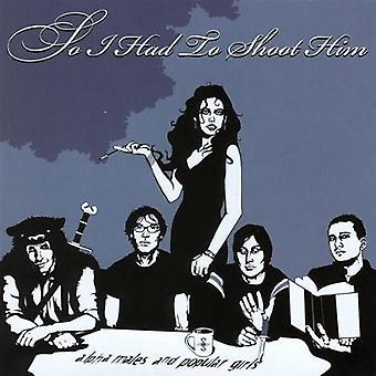 Soihadtoshoothim - Alpha Males & Popular Girls [CD] USA import