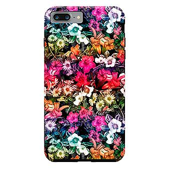 ArtsCase Designers casos Multicolor Floral padrão II para iPhone dura 8 Plus / iphone 7 Plus