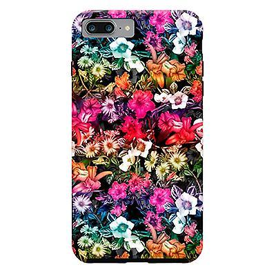 ArtsCase Designers Cases Multicolor Floral Pattern II for Tough iPhone 8 Plus / iphone 7 Plus