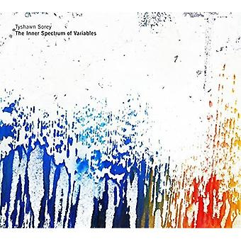 Tyshawn Sorey - The Inner Spectrum of Variables [CD] USA import