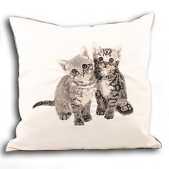 Riva-Home Kitty Kissenbezug