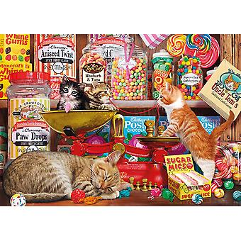 Gibsons Paw Drops & Sugar Mice Jigsaw Puzzle (1000 pieces)