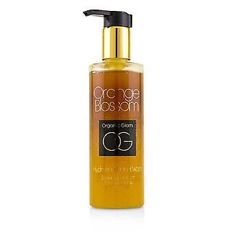 The Organic Pharmacy Organic Glam Orange Blossom Hydrating Hand Wash - 250ml/8.4oz
