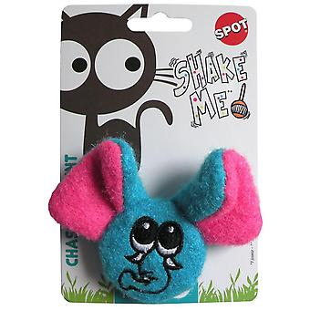 Agrobiothers Crinkle Bell Elephant Cat Toy (Cats , Toys , Teaser Wands)