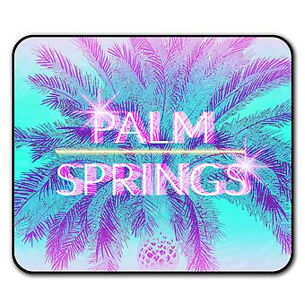 Palm Springs Anti-Rutsch-Mauspad Pad 24 x 20 cm | Wellcoda