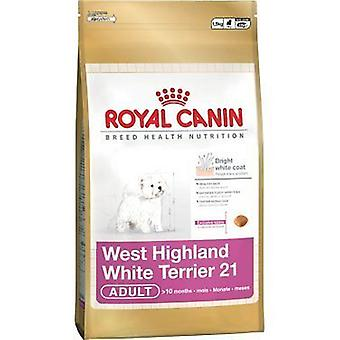 Royal Canin Westie dog dry food mix- 3 kg