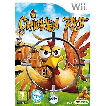 Chicken Riot (Wii) - Nouveau