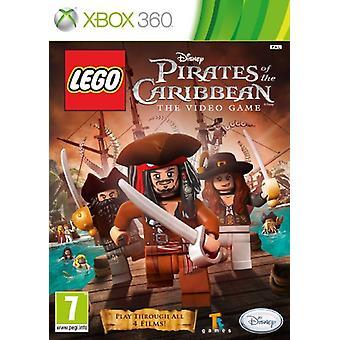 LEGO Pirates of the Caribbean (Xbox 360)-in de fabriek verzegeld