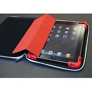 Hard Candy Cases Bubble Sleeve Schtuzhülle iPad / Pad 2 / iPad 3 - white