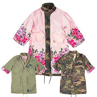 Alpha industries ladies jacket military kimono Wmn