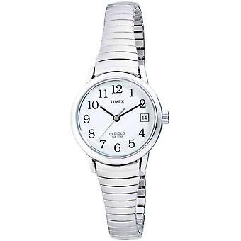 Timex kvinners stål utvidbar T2H371 Watch
