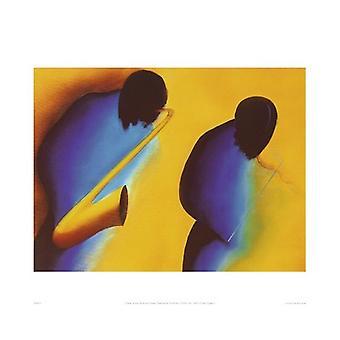 I Tune Poster trykk av Patrick Ciranna (20 x 16)