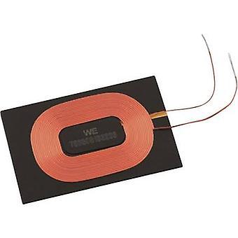 Würth Elektronik WE-WPCC 760308103203 Receiver coil wireless 4832 12 µH 0.33 Ω 1.55 A 1 pc(s)