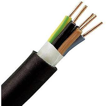 Kopp 157450040 Earth cable NYY-J 5 G 1.50 mm² Black 50 m
