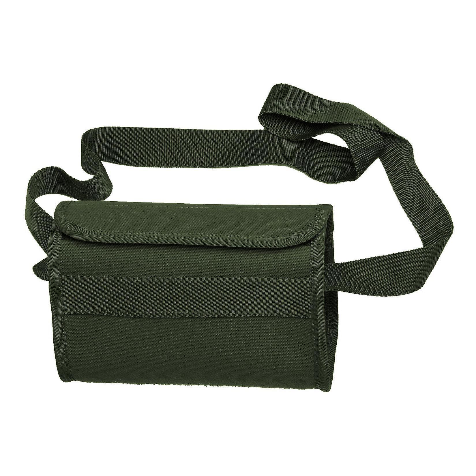 BISLEY Clay Shooters cartridge bag 100 capacity Green canvas bag