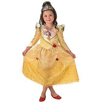 Beautiful shimmer princess dress Disney original child costume