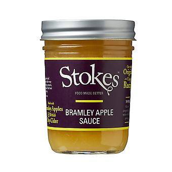Stokes Bramley Apple Sauce