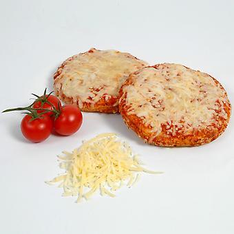 Capri Frozen Mini 5inch Cheese and Tomato Pizzas