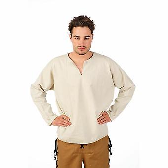 Chemise médiévale chemise Monsieur costume corsage médiéval costume hommes
