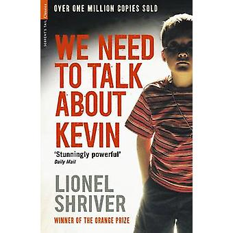 We Need to Talk About Kevin (Main) de Lionel Shriver - Kate Mosse - 9