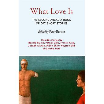 What Love is - The Second Arcadia Book of Gay Short Stories by Peter B