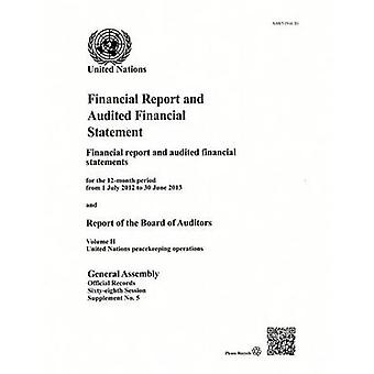 Financial Report and Audited Financial Statements for the 12-Month Pe