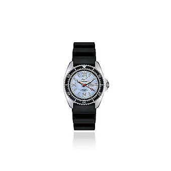 CHRIS BENZ - Diver Watch - ONE MEDIUM 200M - CBM-H-KB-SW