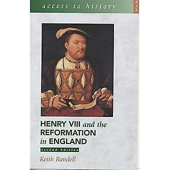 Heinrich VIII. und die Reformation in England