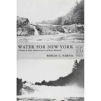 Woda do Nowego Jorku: badanie stanu administracji zasobami wodnymi