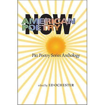 Poesia americana agora (poesia de Pitt) (série de poesia de Pitt)