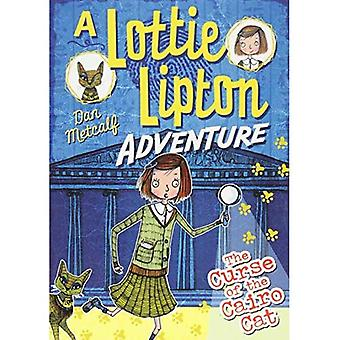 The Curse of the Cairo Cat, A Lottie Lipton Adventure (The Lottie Lipton Adventures)