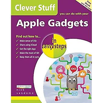 Clever Stuff You Can Do With Your Apple Gadgets (In Easy Steps)
