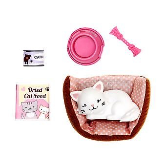Lottie Doll Accessory Pandora the Persian Cat Set Doll| Best fun gift