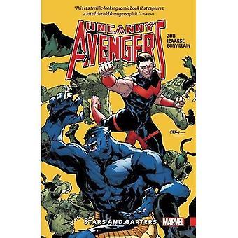 Uncanny Avengers: Unity Vol. 5 - Stars And Garters