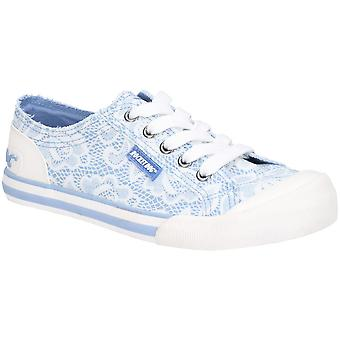 Rocket Dog Womens Jazzin Plaza Lace Up zomer strand pompen