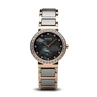 Bering Quartz analogue watch with stainless steel band 10729-769
