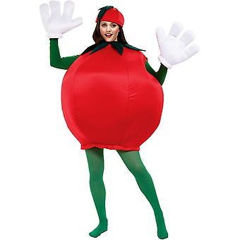 Tomato Adult Costume