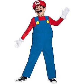 Fantasia infantil de Mario