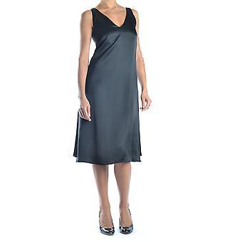 Céline Ezbc064008 Women's Black Viscose Dress