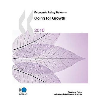 経済政策改革 2010 OECD 出版による成長への対応