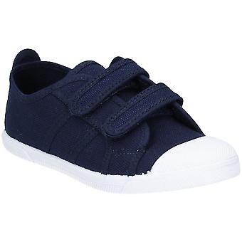 Flossy Girls Infants Sasha Touch Fastening Trainers Shoes