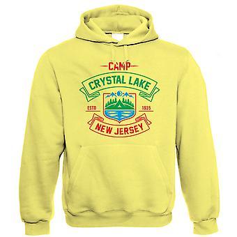 Camp Crystal Lake, Terror Movie Hoodie - TV e filme presenteiam-lhe seu aniversário